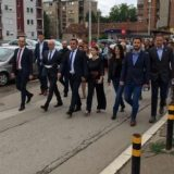 """Protest Srba kod Vitine zbog nezaposlenosti, Kancelarija za KiM obećava """"proveru situacije"""" 5"""