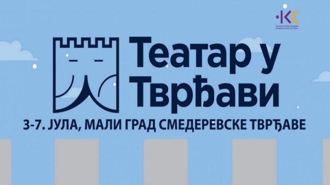 """""""Lepa Brena prodžekt"""" Bitef teatra otvoriće ovogodišnji Teatar u Tvrđavi 3"""