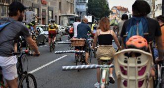 Biciklisti: Uz postojeće propise i infrastrukturu u Beogradu vožnja kolovozom opasna 3
