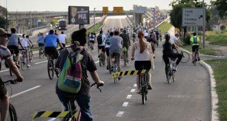 Biciklisti: Uz postojeće propise i infrastrukturu u Beogradu vožnja kolovozom opasna 5