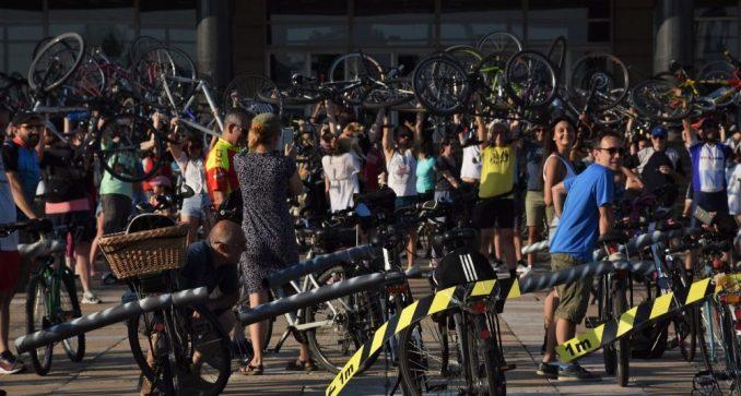Biciklisti: Uz postojeće propise i infrastrukturu u Beogradu vožnja kolovozom opasna 1