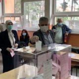 Lideri u Novom Pazaru glasali pre podne 15