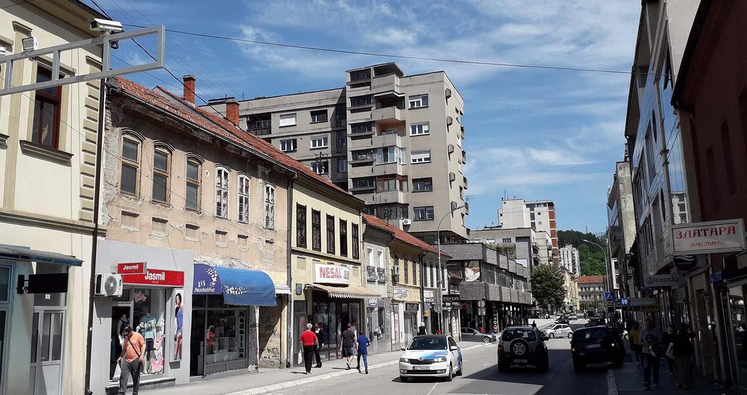 Šest novoinficiranih u Novoj Varoši, Čajetini i Užicu 1