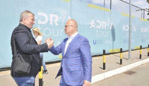 Vesić: Podrška da prestonica Srbije dobije ATP turnir 4