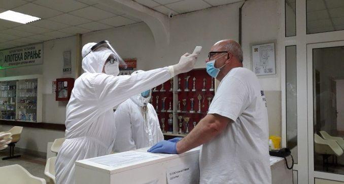 Na jugu Srbije nova dva smrtna slučaja od korona virusa 1