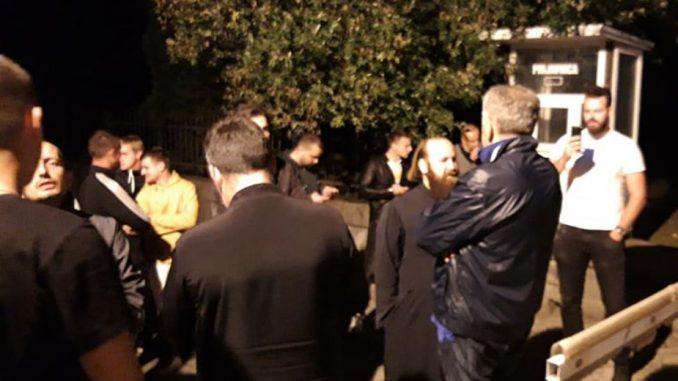 Mediji: Privedena dva sveštenika SPC zbog litija u Crnoj Gori 2