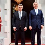 """Milanović: Nisam došao u Podgoricu da """"burgijam"""" protiv Srbije 8"""