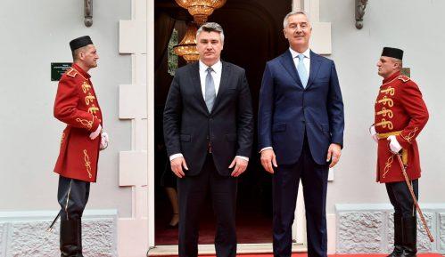 """Milanović: Nisam došao u Podgoricu da """"burgijam"""" protiv Srbije 3"""