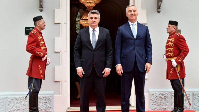 Predsednik Hrvatske na Cetinju: Želimo predvidive susede 4