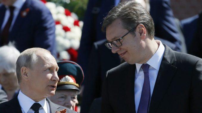 Vučić: Važno je čuvati istinu o Drugom svetskom ratu i o borbi srpskog naroda protiv fašizma 1