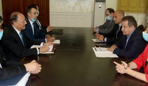 Dačić primio u oproštajnu posetu meksičkog ambasadora 13
