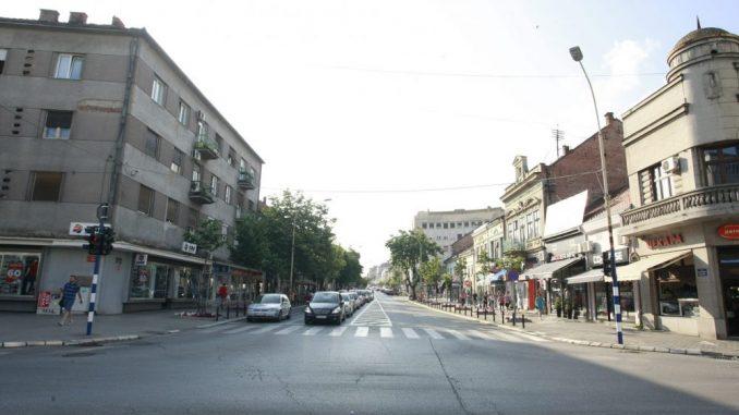 Gradska uprava Kragujevca: Velika materijalna šteta, polupana stakla u prizemlju i na spratu 4