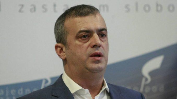 PSG: Krivična prijava protiv NN lica zbog napada na Trifunovića 2