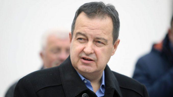 Dačić: Zahvalnost Izraelu na podršci  u očuvanju teritorijalnog integriteta Srbije 2