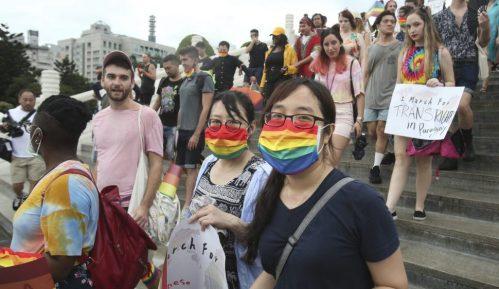 Na Tajvanu održana parada ponosa uprkos pandemiji 10