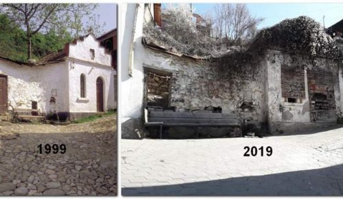 Poziv vernicima da obnove crkvu u Prizrenu 13