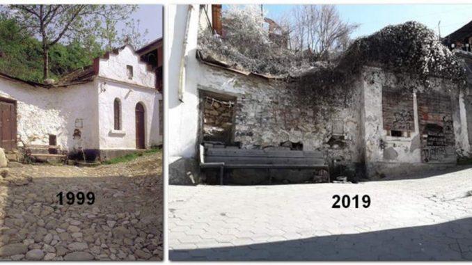 Poziv vernicima da obnove crkvu u Prizrenu 1