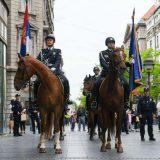 Beograd: Defile konjanika i orkestra 8