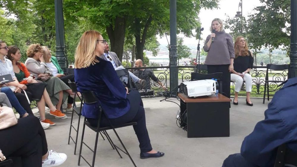 Klimatska akcija u Beogradu povodom Dana zaštite životne sredine 2