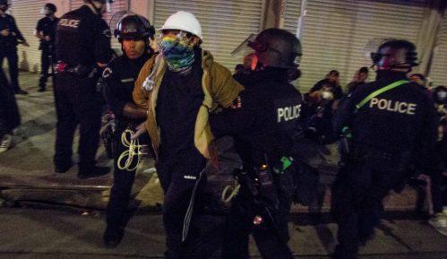 Na protestima u SAD uhapšeno najmanje 5.600 demonstranata 23