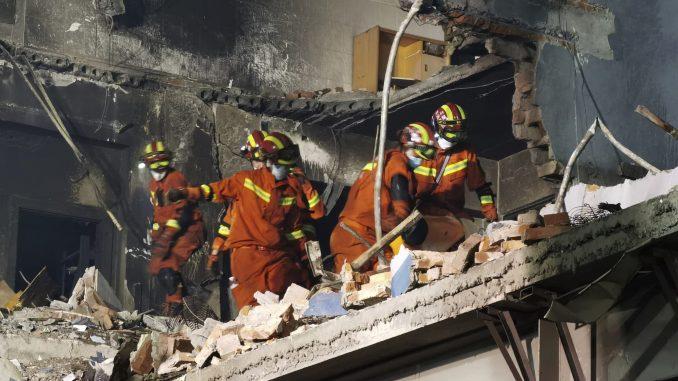 U Kini 18 mrtvih i skoro 200 povređenih u eksploziji kamiona cisterne 2