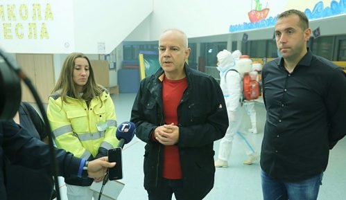 Završena dezinfekcija svih vrtićau Beogradu nakon izbora 1