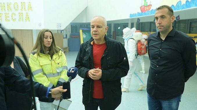 Završena dezinfekcija svih vrtićau Beogradu nakon izbora 4