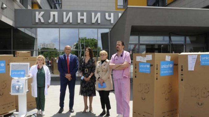 UNICEF isporučio respiratore za kovid bolnice na jugu Srbije 4