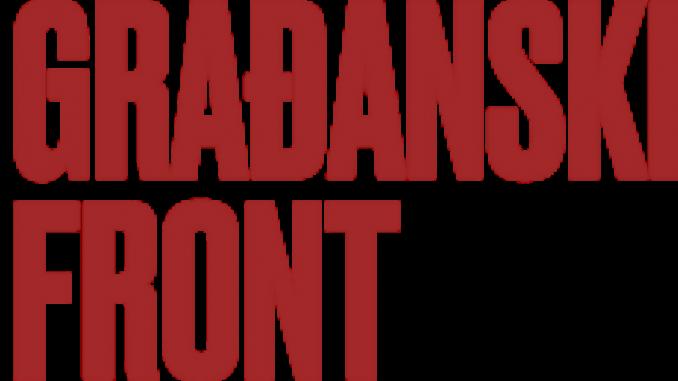 Građanski front osudio pretnje organizaciji 'Bez straha' iz Apatina zbog poziva na bojkot 6
