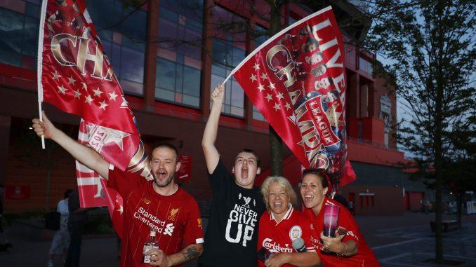 Nakon 30 godina čekanja - Liverpul je šampion Engleske 2