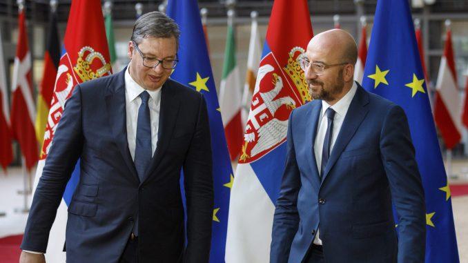 Mišel: Važno ponovo uspostaviti dijalog između Beograda i Prištine 3