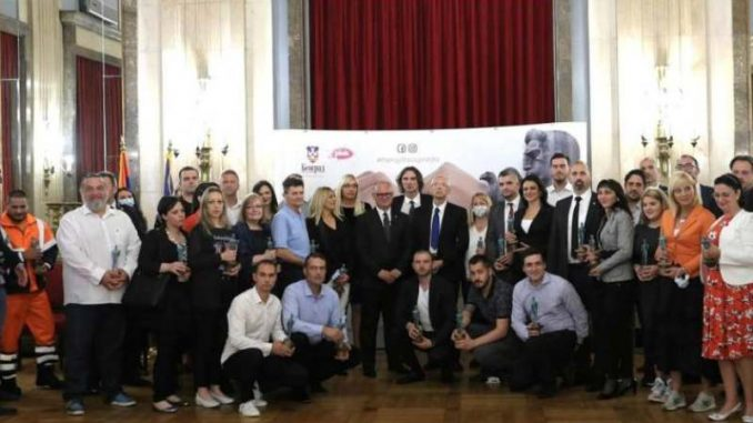 Vesić: Četrdeset heroja dobilo nagradu grada Beograda 3