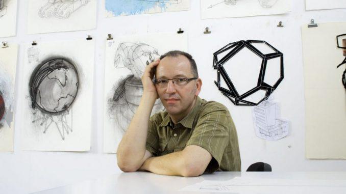 """Mrđan Bajić: """"Crtež je prirodna pojava"""" 1"""
