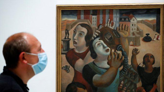 Kako su ponovo otvoreni muzeji u Španiji 1