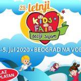 Dečiji letnji sajam 4. i 5. jula na sportskim terenima Beograda na vodi 6