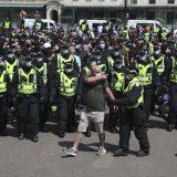 Antirasistički protesti širom Velike Britanije četvrti vikend zaredom 13