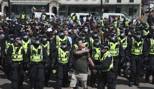 Antirasistički protesti širom Velike Britanije četvrti vikend zaredom 8