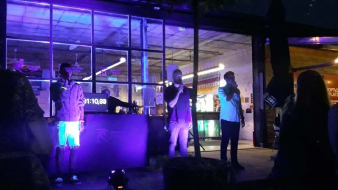 Reflektor teatar performansom prekinuo žurku 1