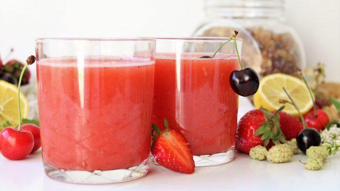 Recept nedelje: Sok od jagoda 5