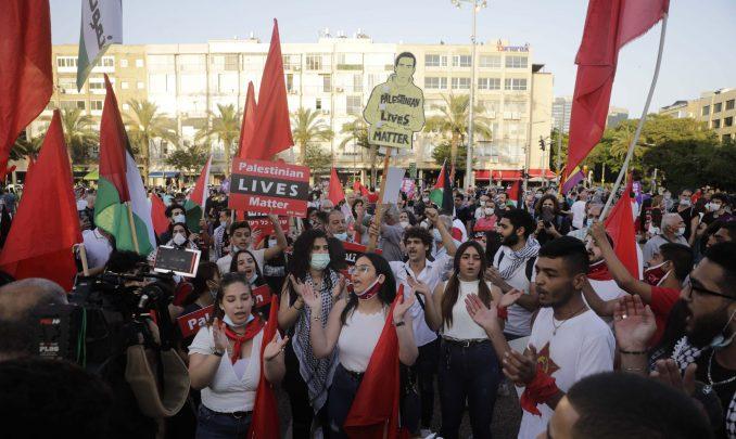 U Tel Avivu protest protiv Netanjahuovog plana aneksije dela Zapadne obale 1