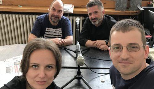 Sedma epizoda podkasta Danasa: Draža i Dare o spotu SNS-a 13