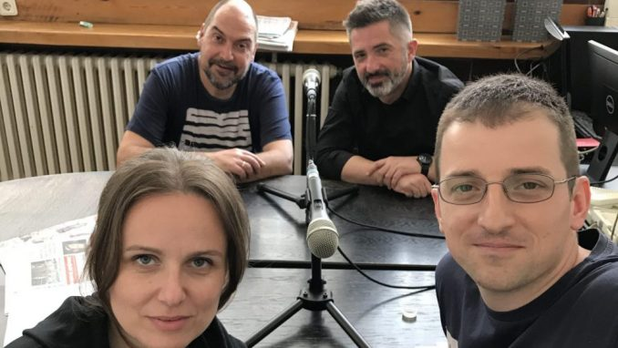 Sedma epizoda podkasta Danasa: Draža i Dare o spotu SNS-a 4