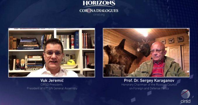 Jeremić i Karaganov: Rusija se neće priključivati novim blokovima 4