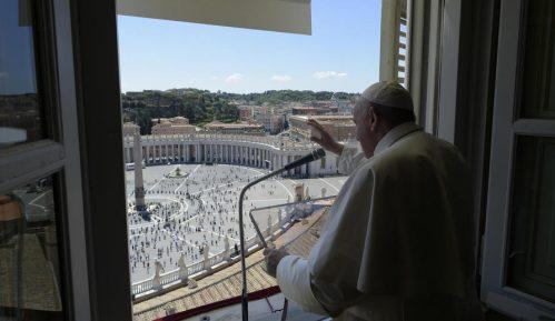Papa o događajima u SAD: Ne može se tolerisati rasizam 5