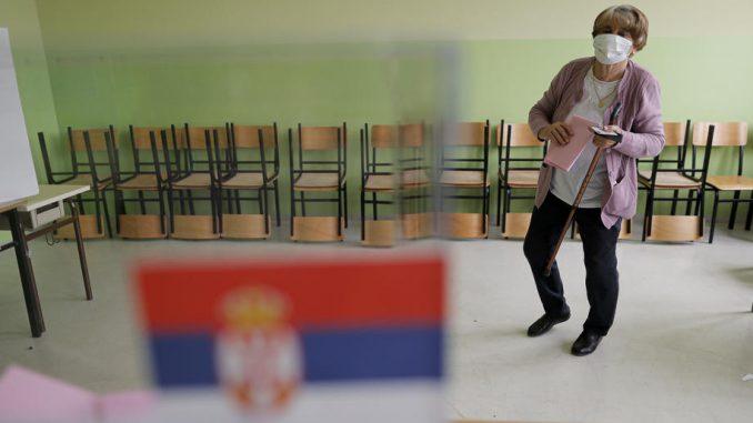 Vašington post: Da li je Srbija imala izbornu utakmicu ili glasanje bez izbora? 1