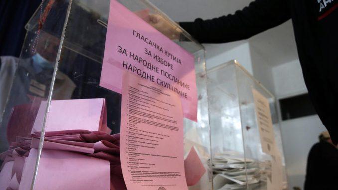 Izbori za poslanike u Smederevu se ponavljaju na pet biračkih mesta 2