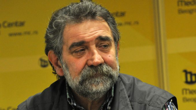 Zoran Sekulić (Fonet): Konkurencija su nam dva državna kabineta 1