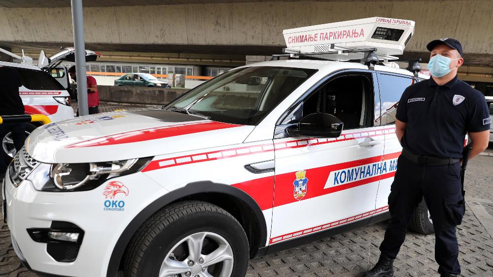 Više od 10.000 kazni mesečno za nepropisno parkiranje u Beogradu 1