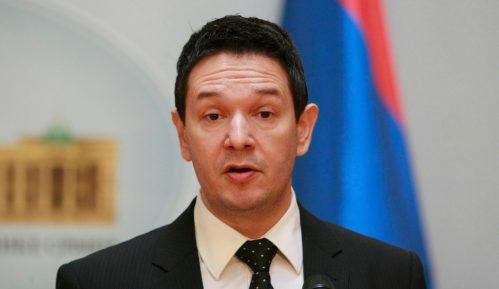 Šarović pozvao Vučića da odustane od ceremonije otvaranja kovid bolnice 1