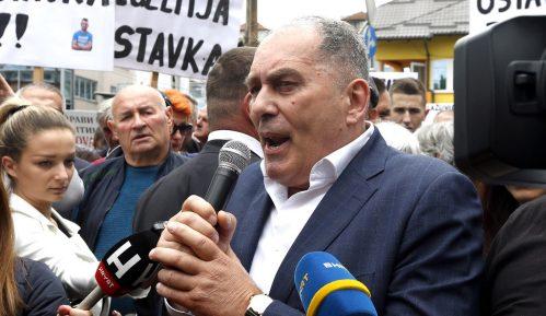 """""""Paravojna formacija"""" iz RS bila na neredima u Beogradu 9"""